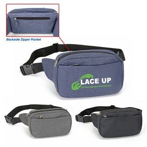 Colorado Flag Mountain Sport Waist Bag Fanny Pack Adjustable For Run